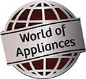 World of Appliances Logo